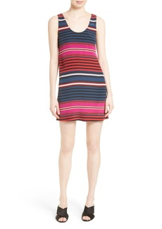 Joie Dawna Silk Tank Dress