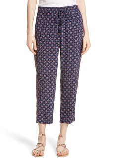 Joie Deidre B Crop Silk Pants