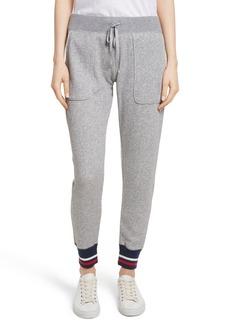 Joie Denicah Cotton Sweatpants