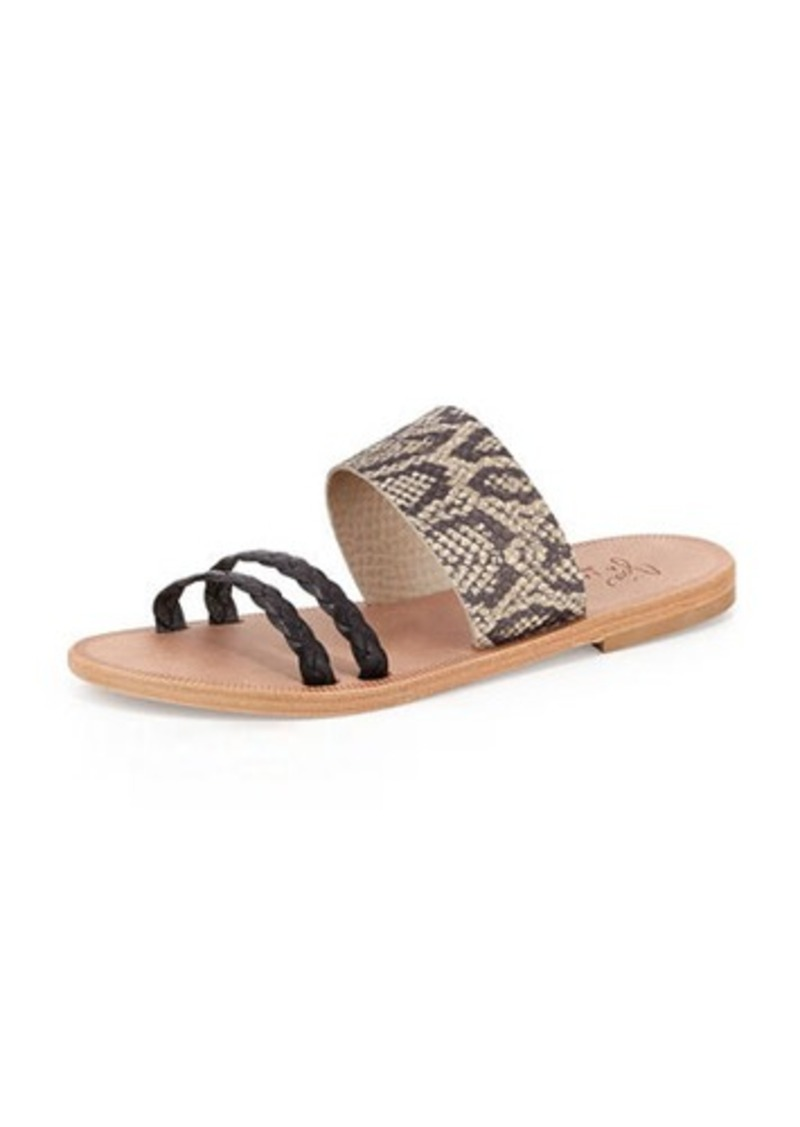 Joie Diani Three-Strap Slide
