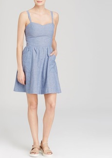 Joie Dress - Yomi Washed Chambray