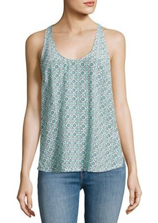 Joie Drew D Silk Printed Top