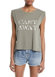 Joie Ediline Sleeveless Cast Away Tee