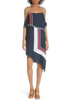 Joie Edyte Asymmetrical Dress