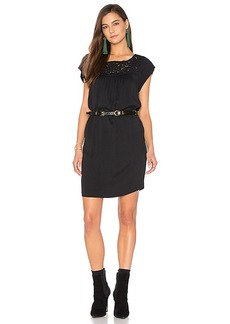 Joie Elsanna Dress in Black. - size S (also in L,M,XS, XXS)