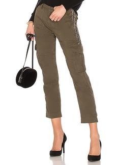 Joie Embellished Cargo Pant