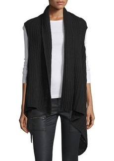 Joie Ena B Ribbed-Knit Vest