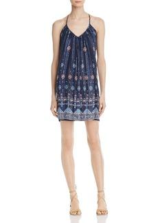 Joie Erity Printed Silk Dress