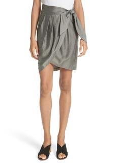 Joie Erlecia Wrap Skirt