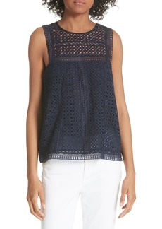Joie Esrel Lace Top