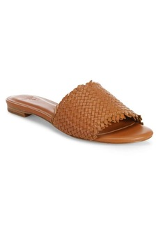 Joie Fadey Woven Leather Slides