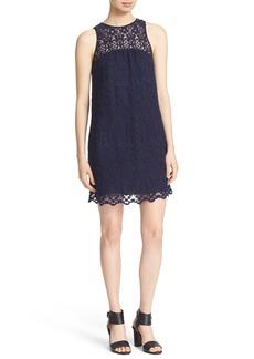 Joie 'Fahfia' Lace Shift Dress