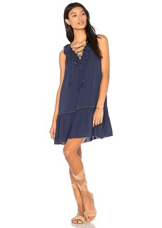 Joie Felip Dress in Navy. - size XS (also in M,S)