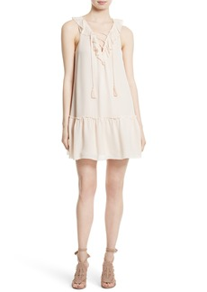 Joie Felip Silk Shift Dress