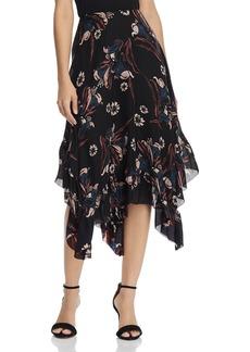 Joie Fernleigh Silk Skirt - 100% Exclusive