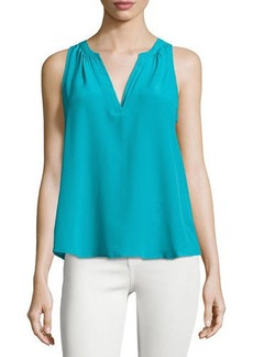 Joie Fifi Sleeveless Silk Top