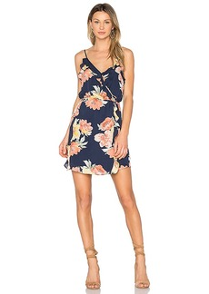 Joie Foxglove Dress in Navy. - size L (also in XS, XXS)