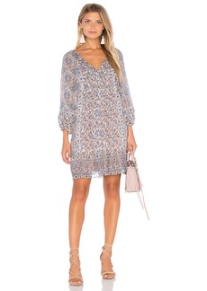 Joie Foxley Shift Silk Dress