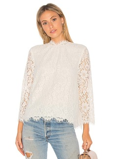 Joie Frayda Blouse in Ivory. - size L (also in M,S,XS)