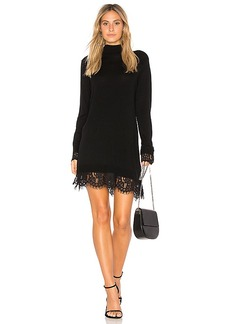 Joie Fredrika B Dress in Black. - size S (also in L,M)