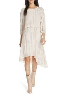 Joie Gabisa Stripe Blouson Dress