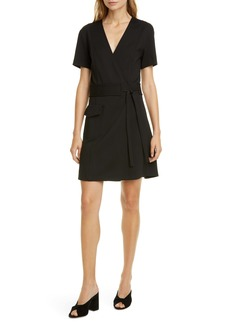 Joie Goldwin Wrap Dress