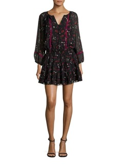 Joie Grover Floral Dress