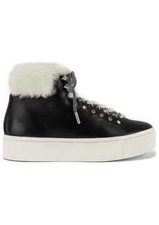 Joie Handan Fur Sneaker