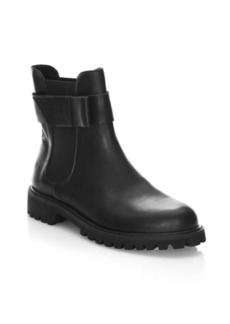Joie Hollie Leather Chelsea Boots