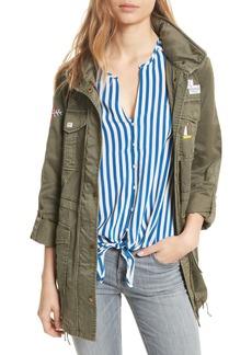 Joie Iban Utility Jacket