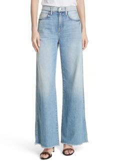 Joie Isemene Wide Leg Jeans (Academy)