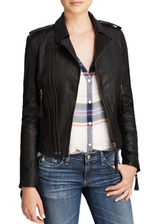 Joie Jacket - Ailey Leather Moto