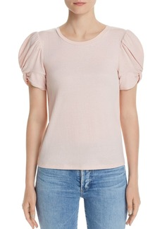 Joie Jacky Twist-Sleeve Top