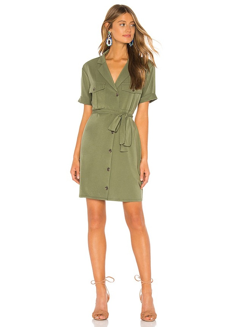 Joie Jadallah Shirt Dress