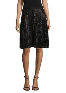 Joie Jadian Sequin Skirt