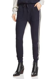 Joie Jairo Two-Tone Sweatpants