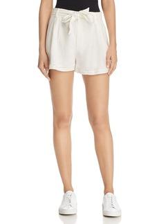 Joie Jaklynn Belted Shorts
