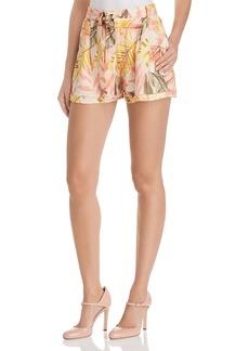 Joie Jaklynn Floral-Print Shorts