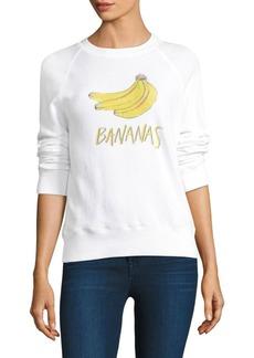 Joie Jaxson Banana Sweatshirt