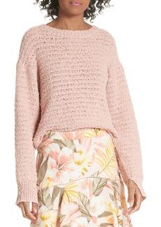 Joie Jayne Silk Knit Sweater