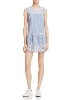 Joie Josune Eyelet Dress