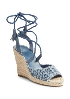 Joie Kacy Espadrille Wedge Sandal (Women)