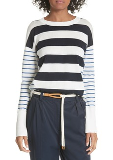 Joie Kaylara Stripe Sweater