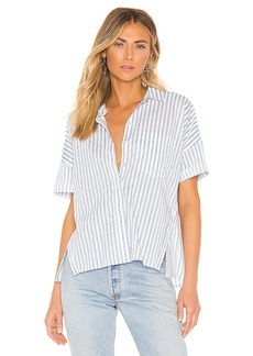Joie Keturah Button Down
