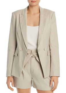 Joie Kierra B Double-Breasted Blazer
