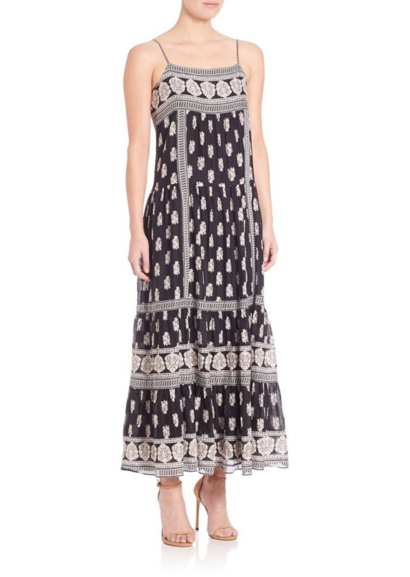 Joie Knightly Printed Dress