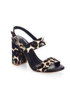 Joie Lakin Calf Hair Sandals