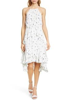 Joie Lamberta Sleeveless High/Low Dress
