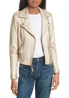 Joie Leolani Leather Jacket