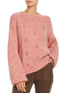 Joie Lihui Openwork Sweater